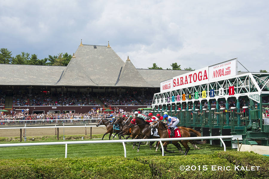 Saratoga Race Course: A Great Place to Race