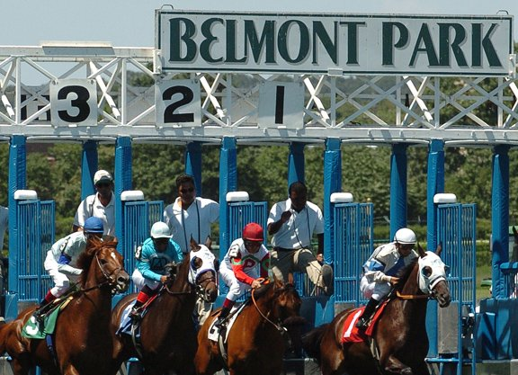 Belmont Park - There Is No Better Place To Race This Spring and Summer