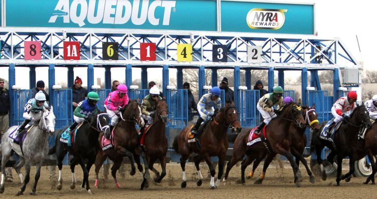 Aqueduct: A Great Place to Race!